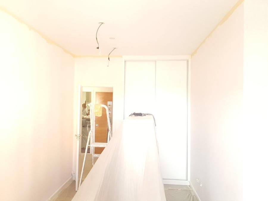 Pintura interior vivienda habitación