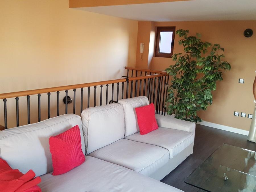 Pintura interior vivienda terraza ático