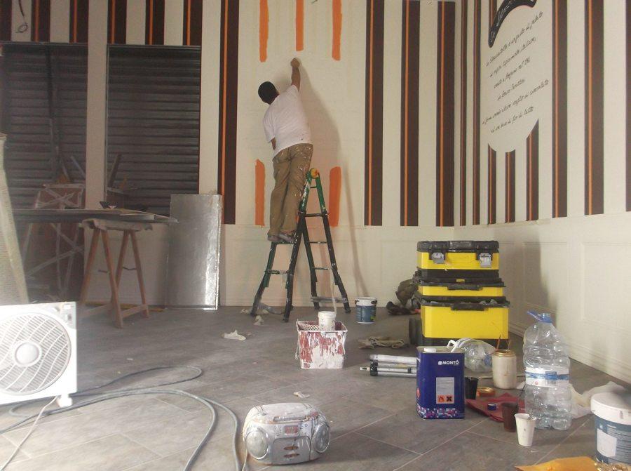 pintura rotulo