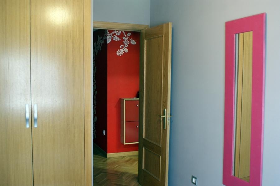 Foto pintura y vinilos en recibidor de jorge alberca - Vinilos recibidor ...