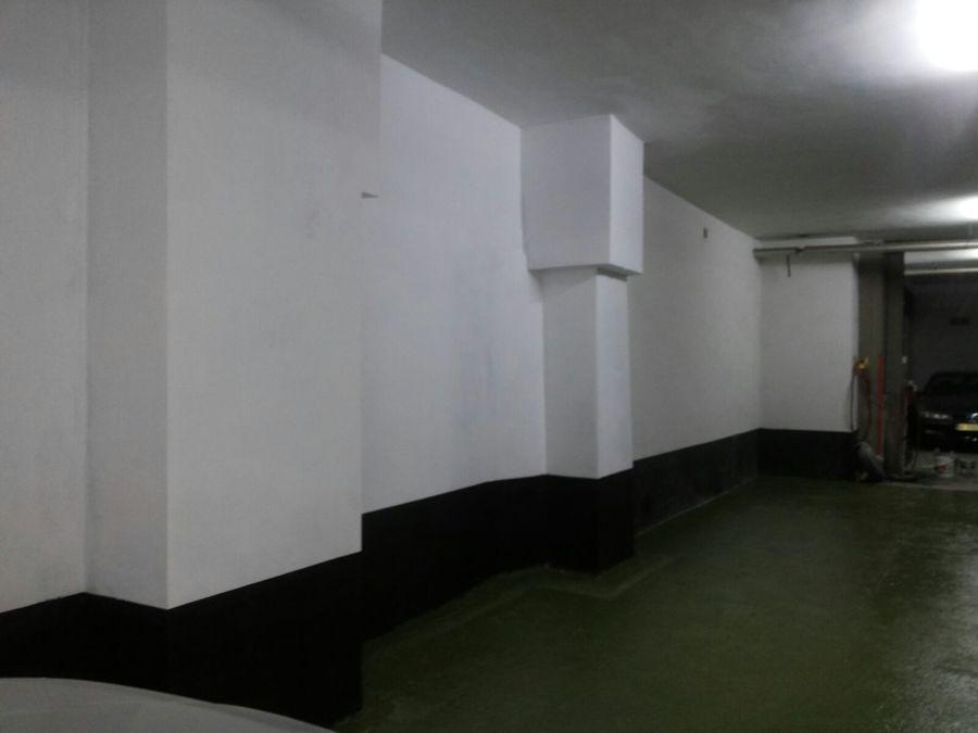 Pinturas de Garajes comunitaria e individual