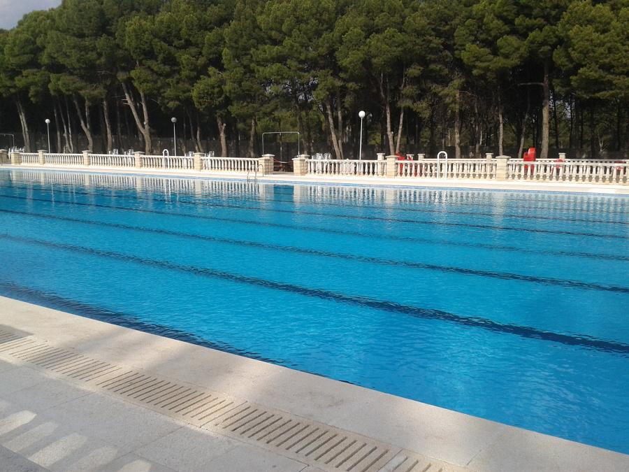 Reforma piscina campo de tiro de zaragoza ideas reformas for Piscina climatizada campo de tiro salamanca