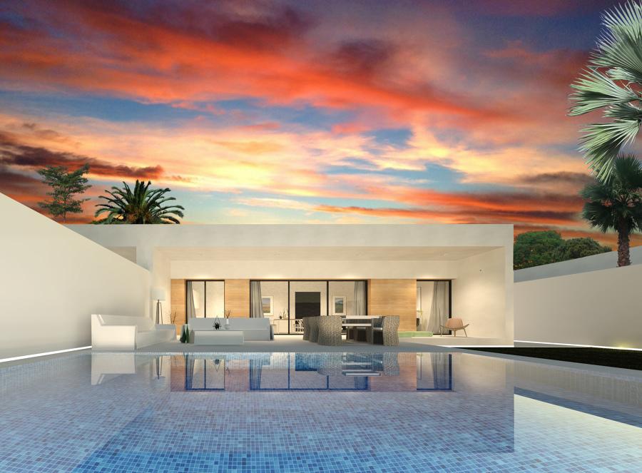 2 viviendas unifamiliares pareadas con jardin y piscina alcala de guadaira sevilla ideas - Piscina cubierta alcala de guadaira ...