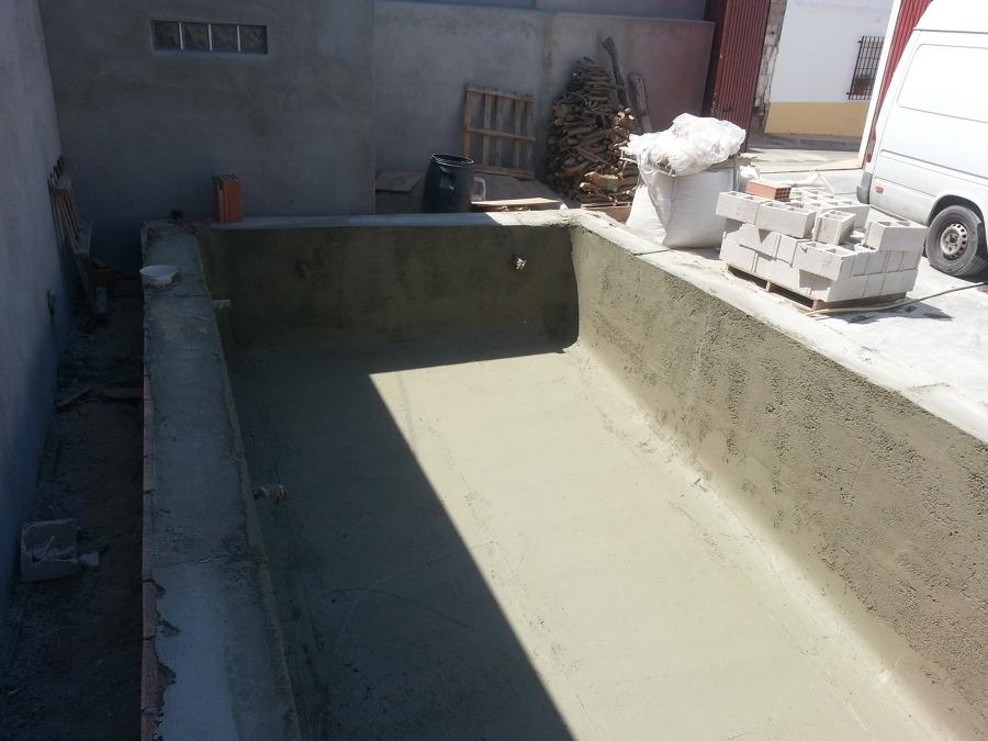 Gunitados ideas construcci n piscinas for Piscina 6x3 hormigon
