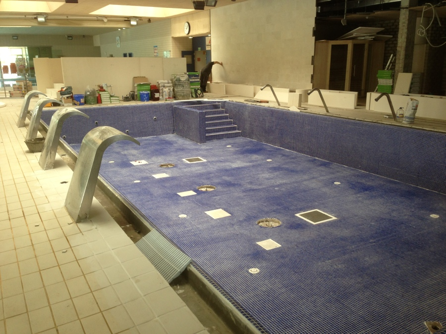Foto piscina de water pool proyect sl 976833 habitissimo for Piscina cuarte de huerva