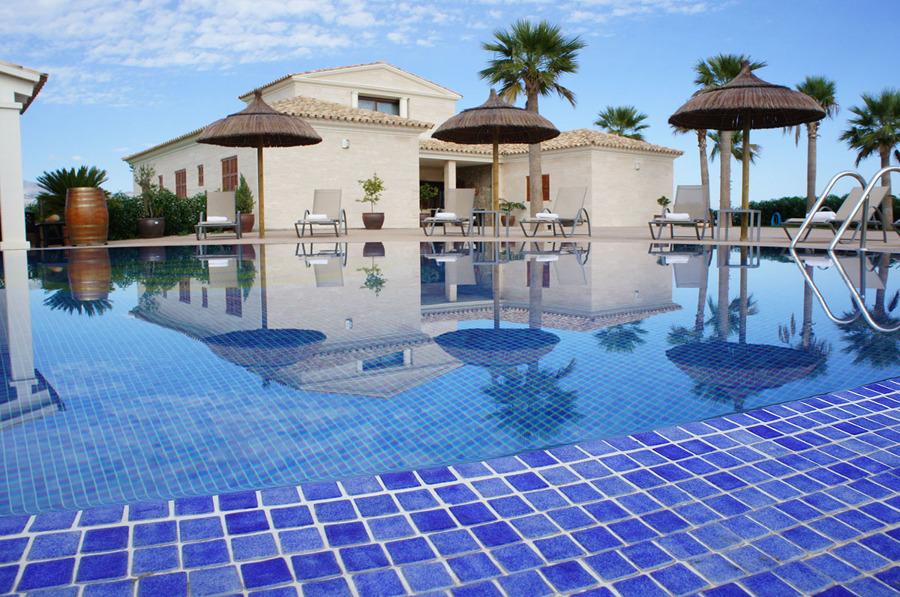 Como limpiar una piscina stunning cmo limpiar las - Limpiador fondo piscina ...