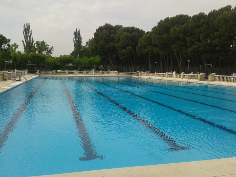 Reforma piscina campo de tiro de zaragoza ideas reformas for Piscinas climatizadas zaragoza