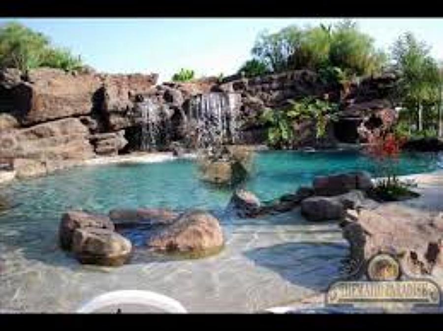 piscina cinco