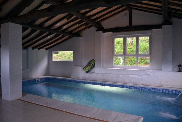 Foto piscina climatizada de artycla s l 326555 for Piscina climatizada teruel