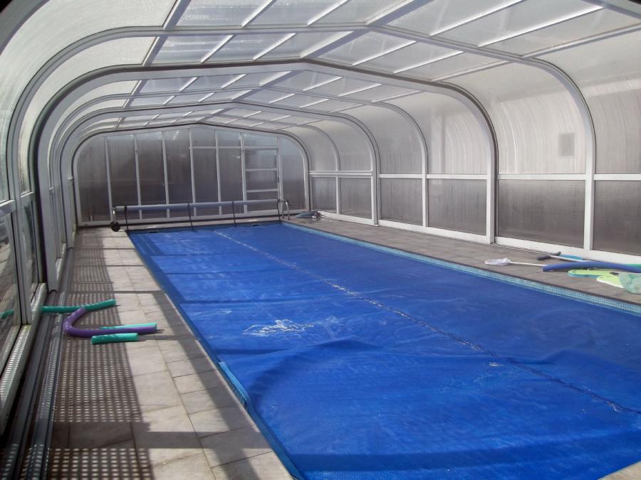 Foto piscina climatizada de seteinsa 430360 habitissimo for Piscina climatizada valencia