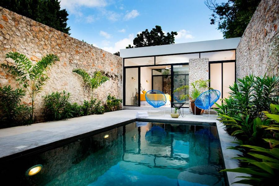 Las 10 mejores piscinas del verano ideas construcci n for Pileta en patio pequeno