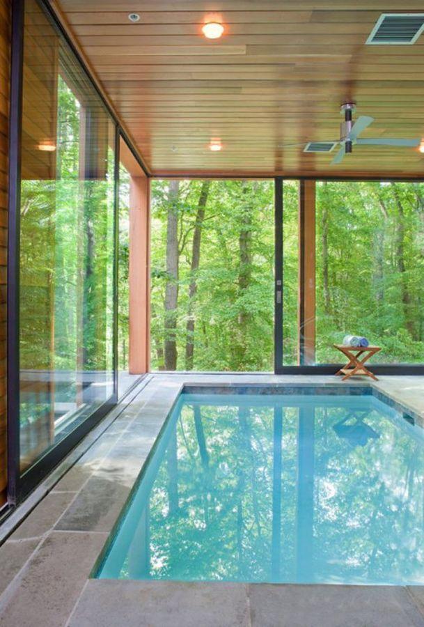 piscina cubierta interior