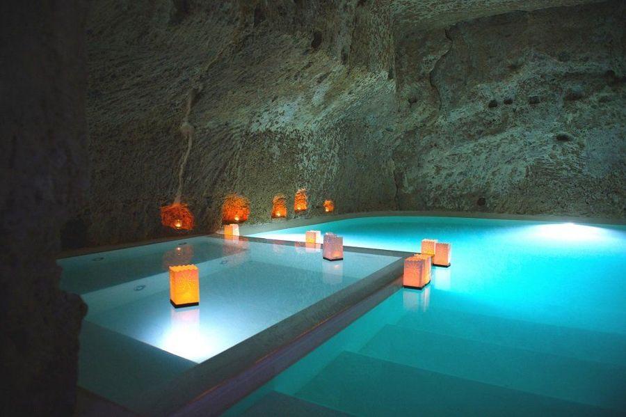 Piscina cueva