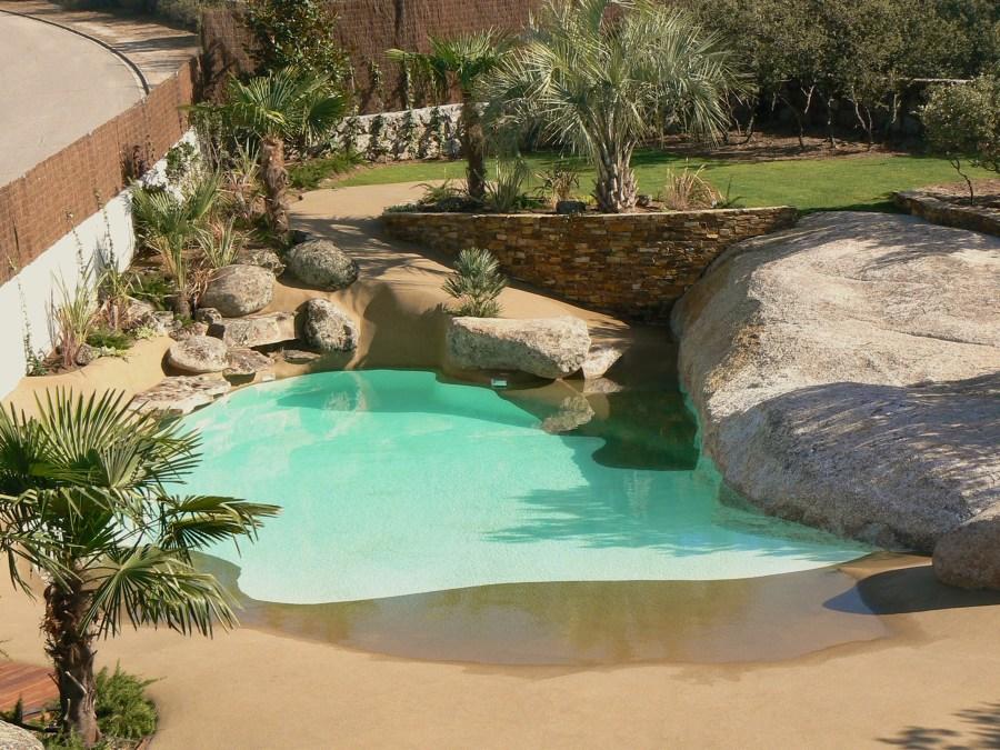 Foto piscina de arena de miriam mart 1539904 habitissimo for Piscinas municipales lleida