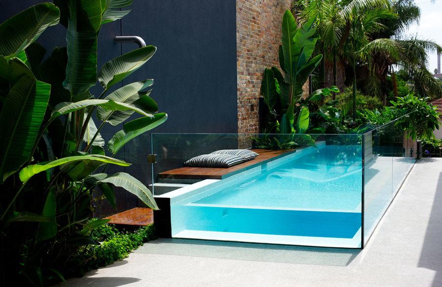 sum rgete en una piscina transparente ideas construcci n
