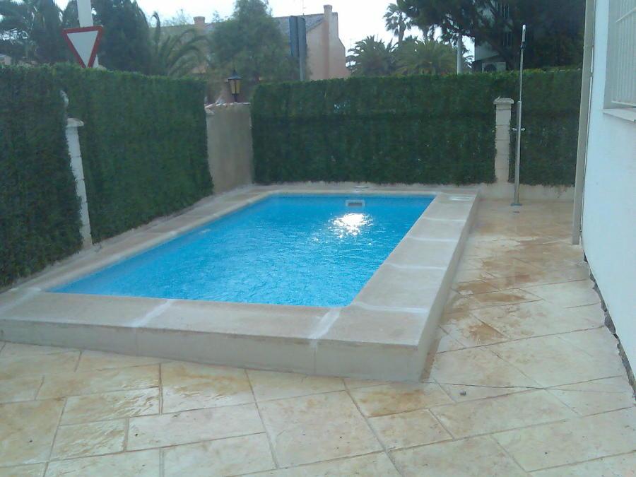 Trabajos realizados ideas construcci n instalaciones for Multiforma piscinas