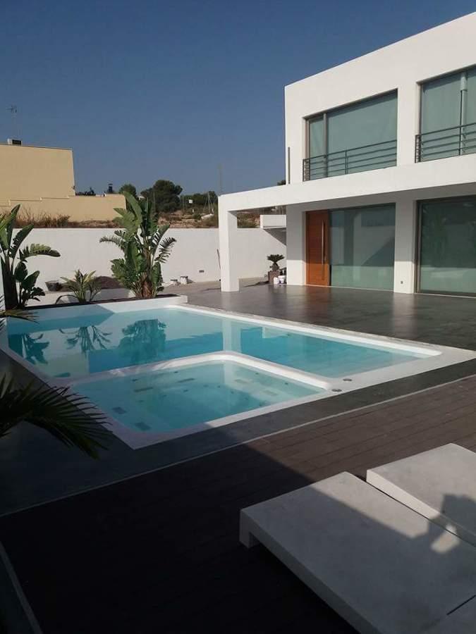Trabajos realizados ideas microcemento - Microcemento para piscinas ...