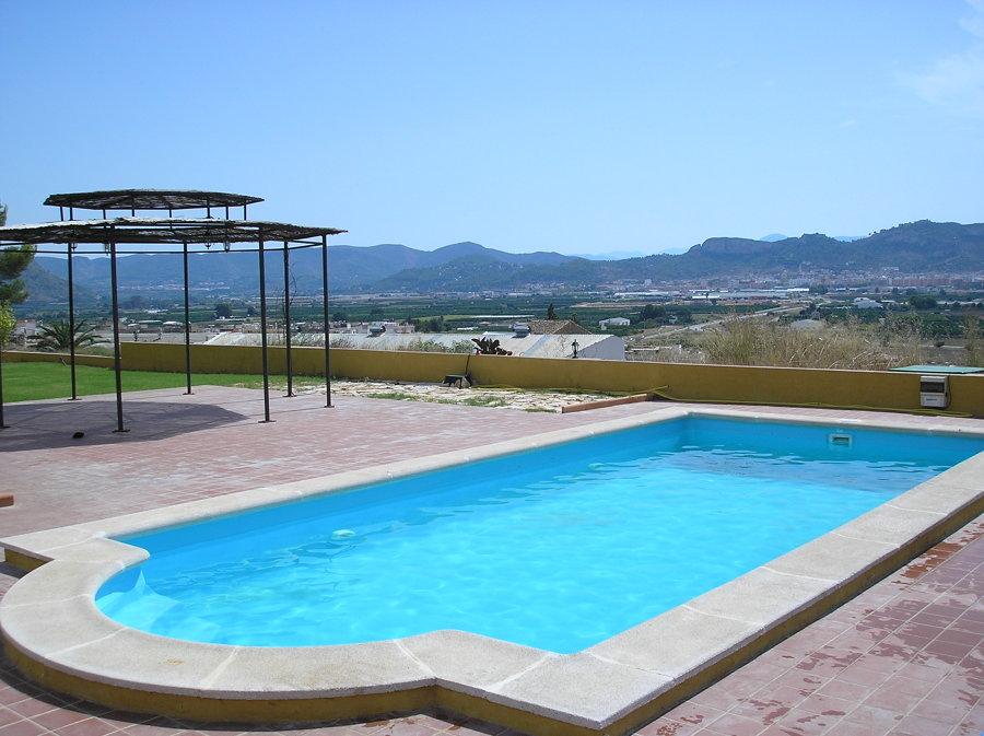 Foto piscina de poli ster de indepool s l 1136199 for Piscinas poliester barcelona