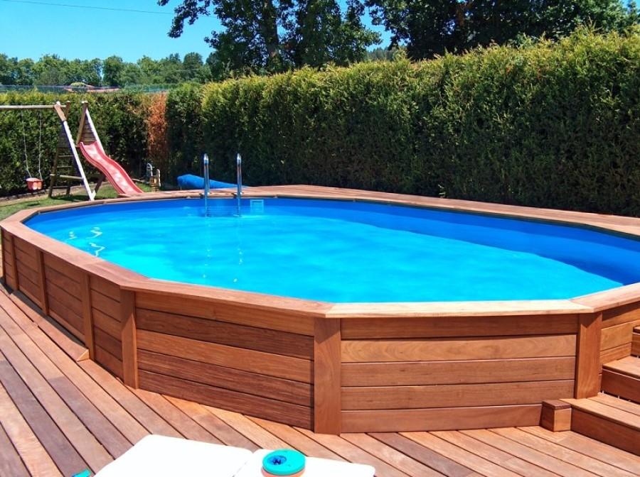 Foto piscina desmontable de miriam mart 886180 for Cuanto cuesta una piscina de fibra