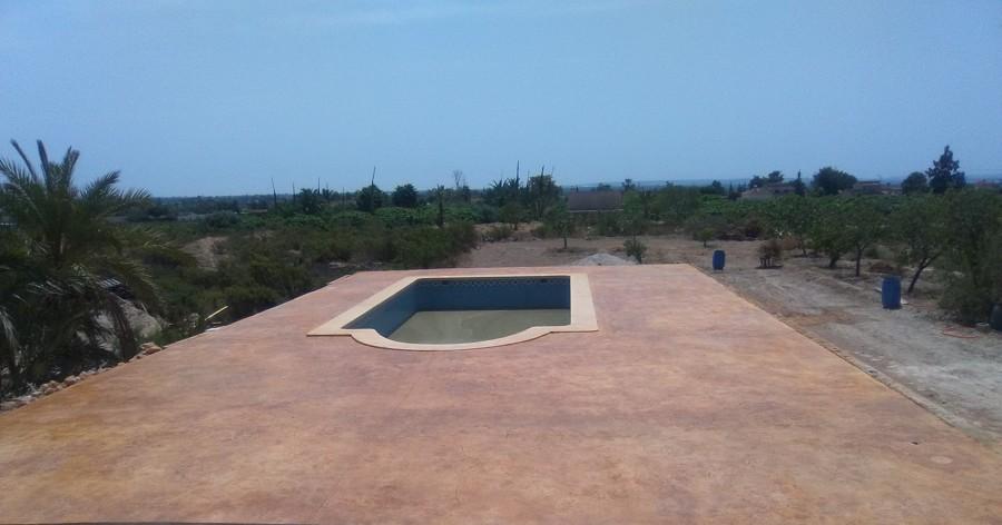piscina en crevillente