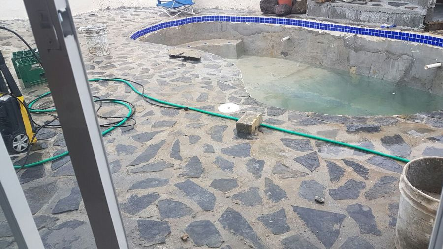 elegant cheap piscina en obra with hacer piscina de obra with como hacer una piscina de obra - Como Hacer Una Piscina De Obra