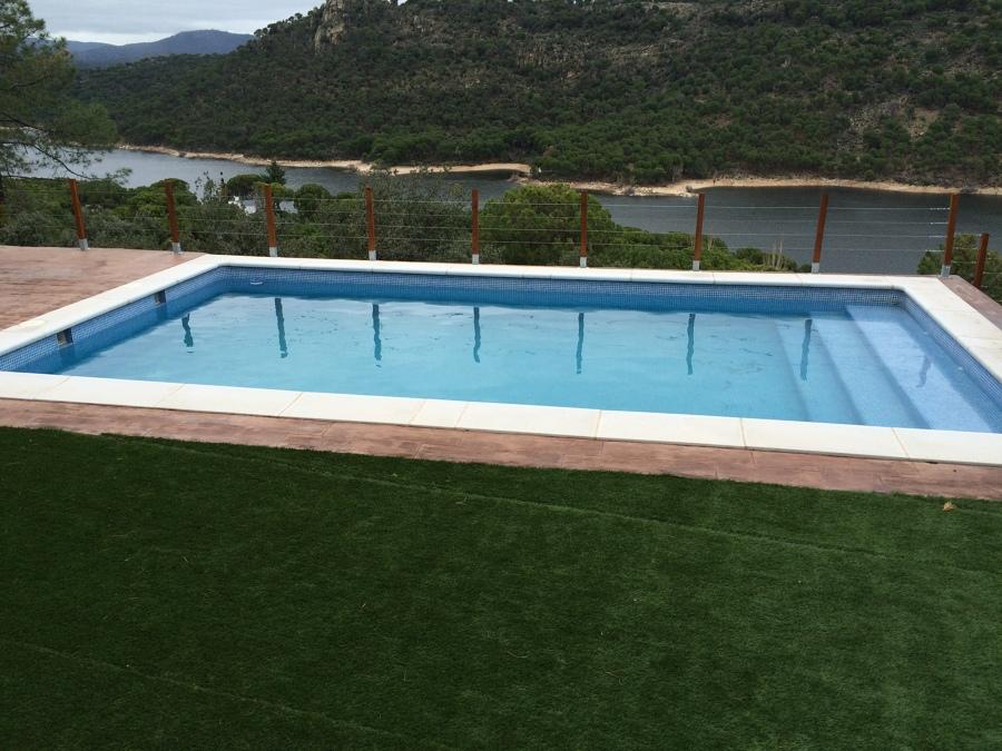 Construcci n de piscina gunitada ideas construcci n piscinas - Coste construccion piscina ...
