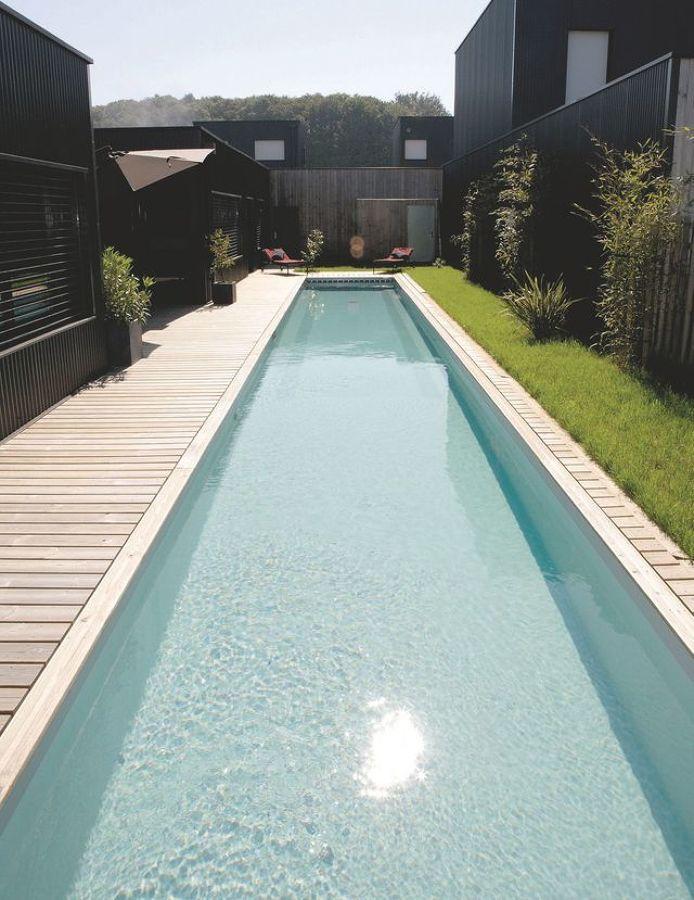 C mo tener una piscina ol mpica en casa o algo que se le for Alberca 8 de julio