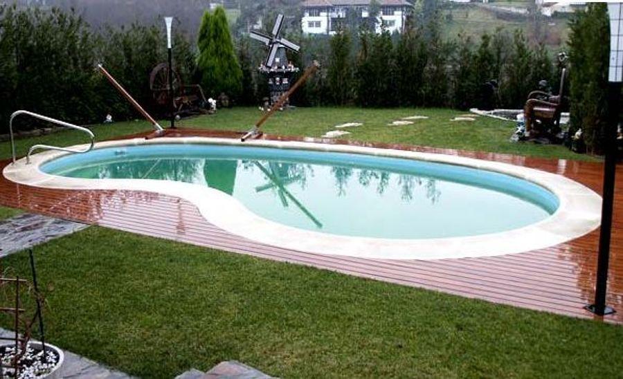 Como fabricar una piscina como hacer una piscina natural for Cuanto vale una piscina de obra