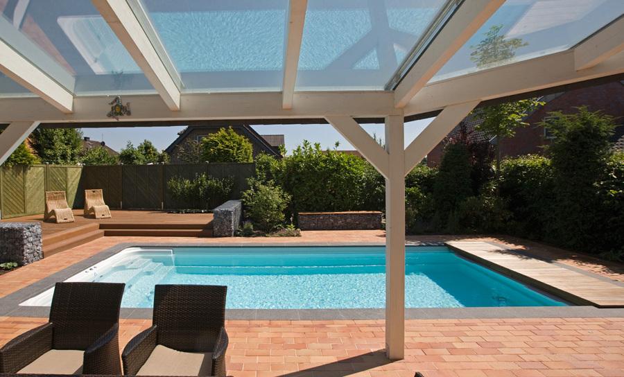 Foto piscina prefabricada de irene villaverde basagoitia - Piscinas prefabricadas valencia ...