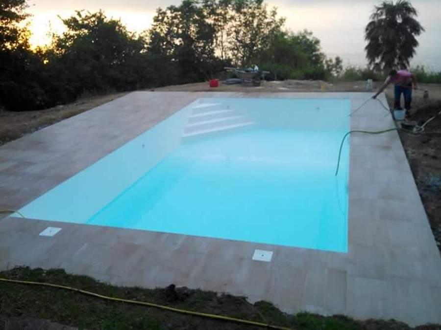 Temporada de piscinas ideas construcci n piscinas for Lamina armada para piscinas precios