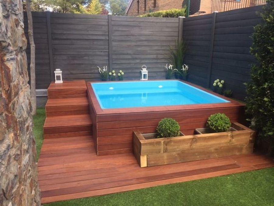 C mo elegir tu piscina low cost ideas construcci n piscinas - Piscinas pequenas precios ...