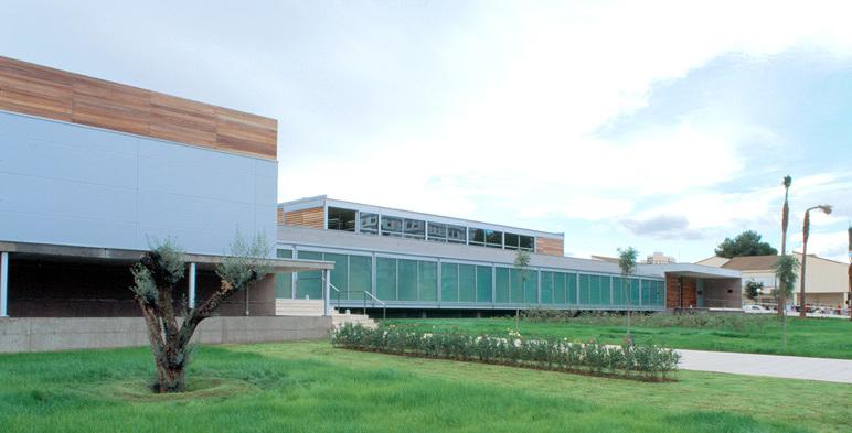 foto piscina provincial castell n de gad arquitectura la