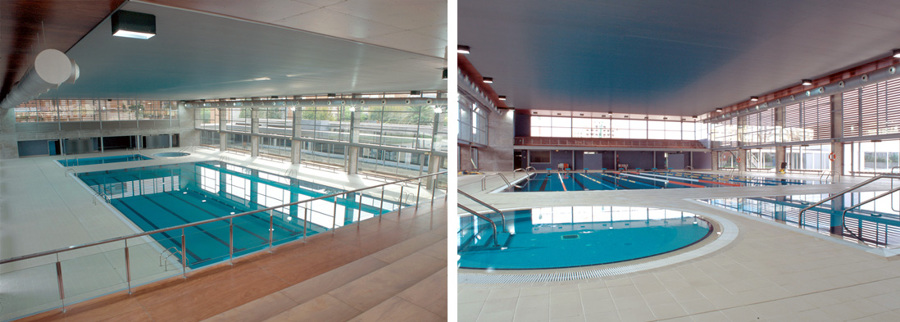 piscina provincial castell n ideas construcci n piscinas