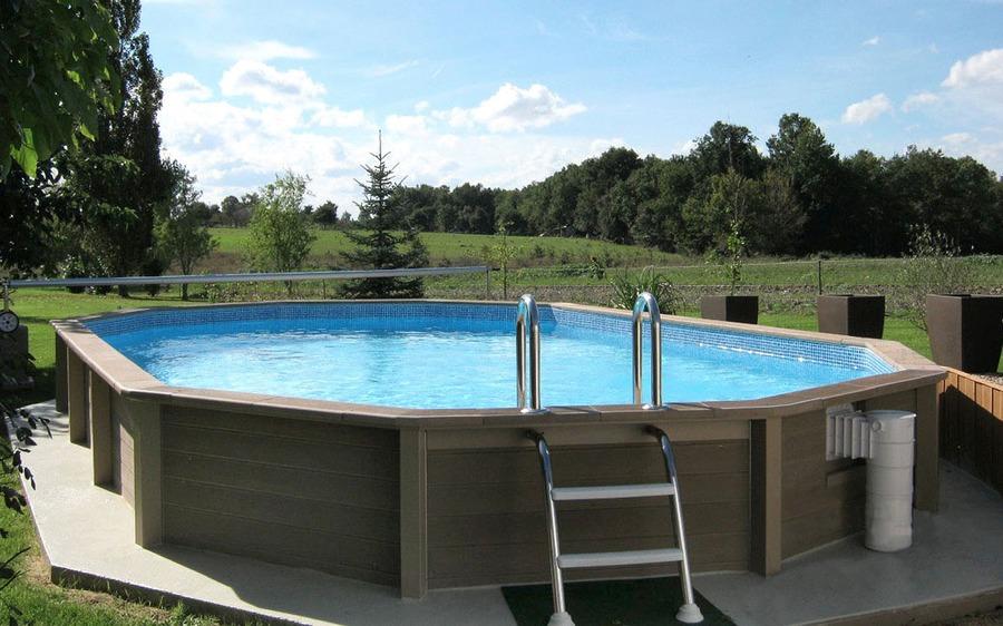 Instalaci n piscina semienterrada ideas electricistas - Instalacion piscina ...