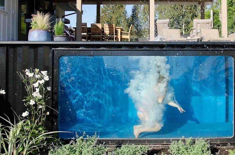 piscina tanque