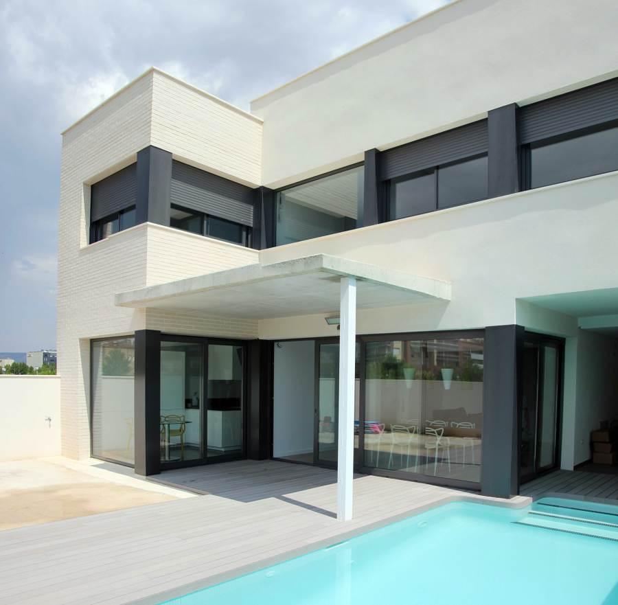 Vivienda en almansa ideas arquitectos - Casas en almansa ...