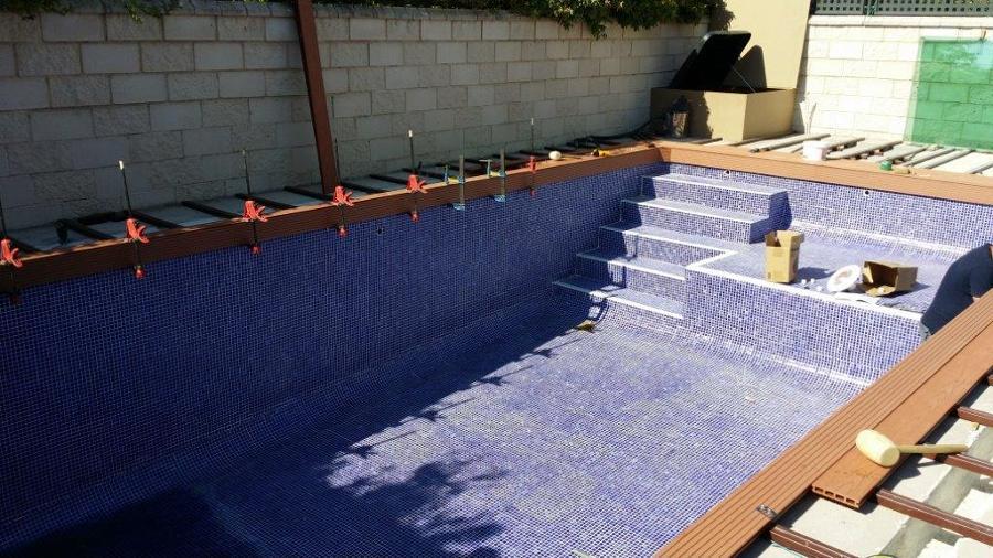 Piscina para vivienda ideas construcci n piscinas for Presupuesto construccion piscina