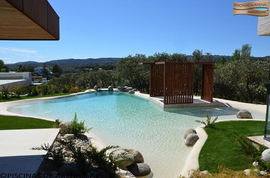 Piscinas de arena sa nuevo concepto en piscinas ideas - Piscinas de arena natursand ...