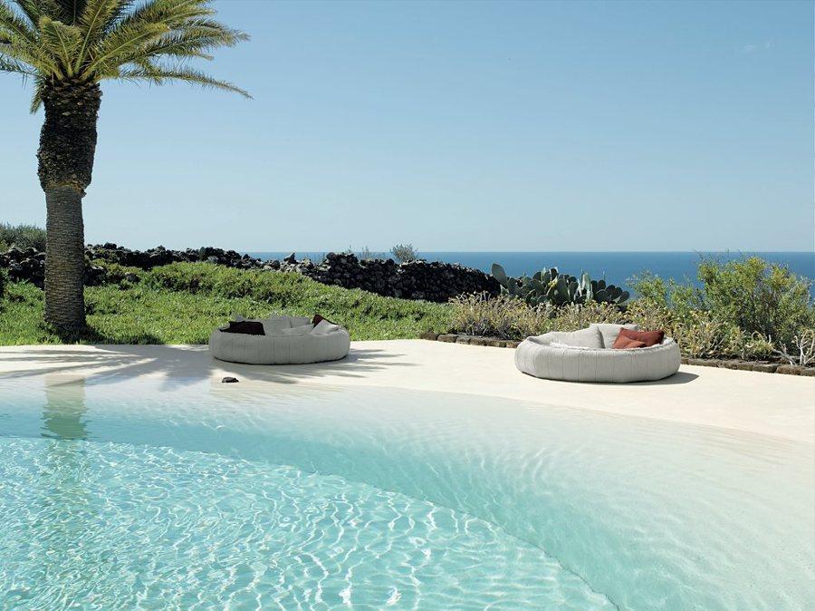 Atr vete con las piscinas de arena y acerca tu casa al mar for Piscinas decoracion fotos