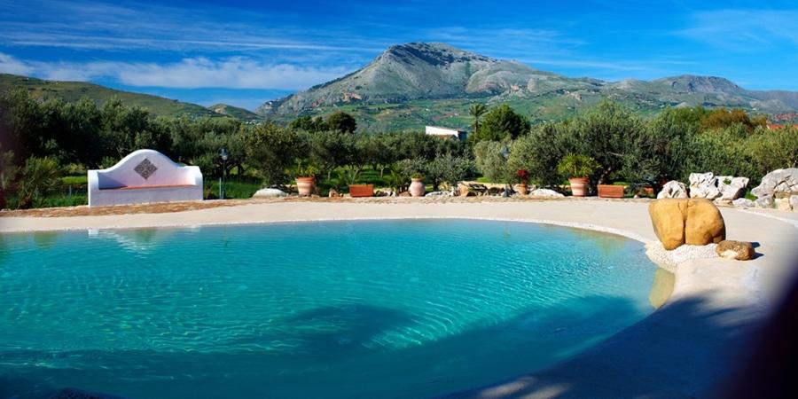 Atr vete con las piscinas de arena y acerca tu casa al mar for Coste mantenimiento piscina