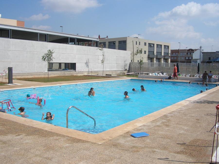 Piscinas municipales de benimodo en valencia ideas for Piscina climatizada valencia