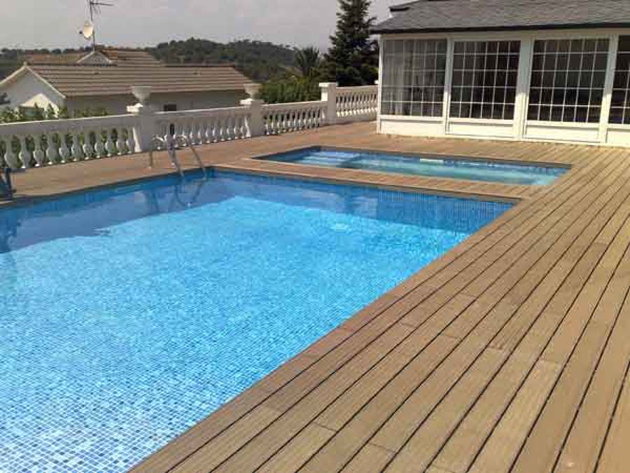 Los accesorios modernos para piscinas ideas construcci n for Accesorios para piscinas