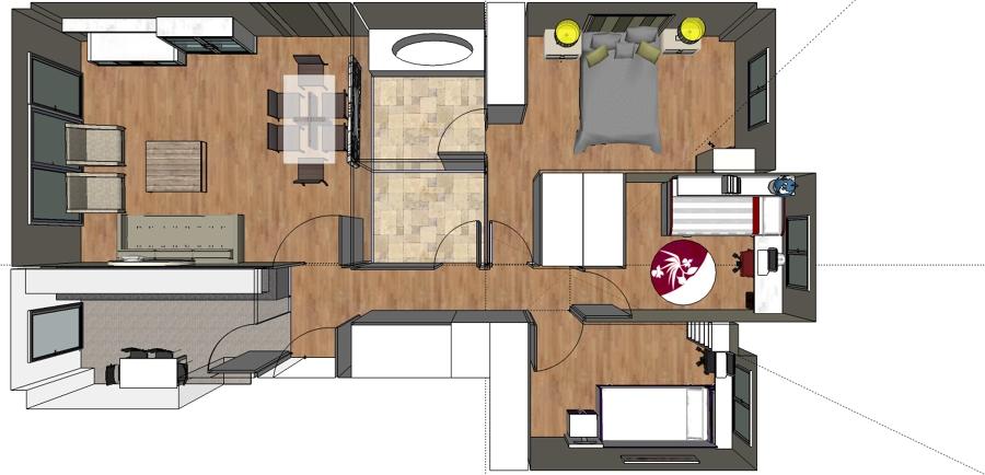 Zen Decoracion Fuenlabrada ~ Amueblamos, decoramos y montamos los pisos piloto de pryconsa Este en