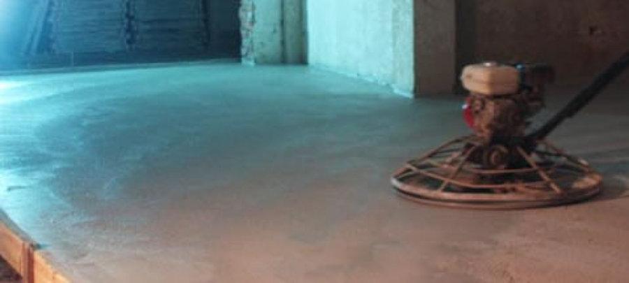 C mo construir un piso de hormig n ideas hormig n impreso - Como hacer un piso de hormigon lustrado ...