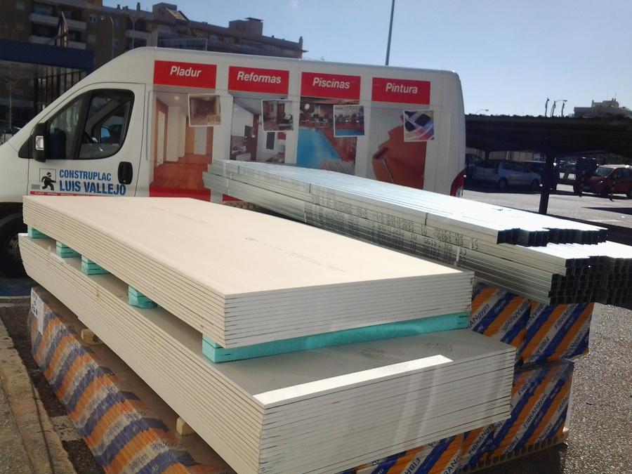 Foto placa de pladur de construplac mallorca 660016 - Placa de pladur ...
