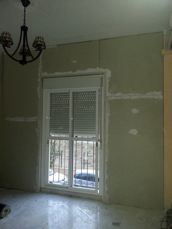 Aislamiento ac stico de vivienda ideas insonorizaci n - Placas de aislamiento termico ...