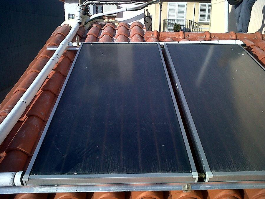 Foto placas solares de visoenergia 429017 habitissimo for Placas solares barcelona