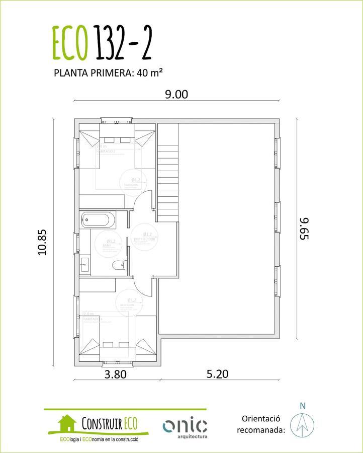 Plano 132m2