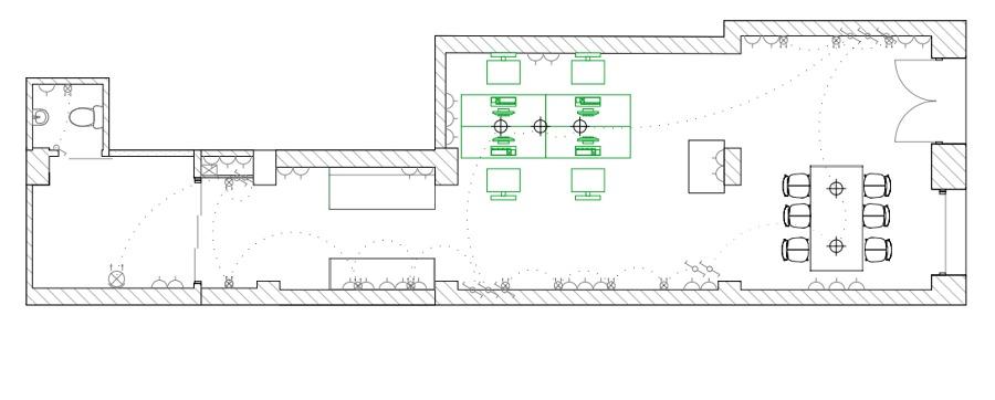 Foto plano instalaci n el ctrica de proyseval 1476845 for Plano instalacion electrica