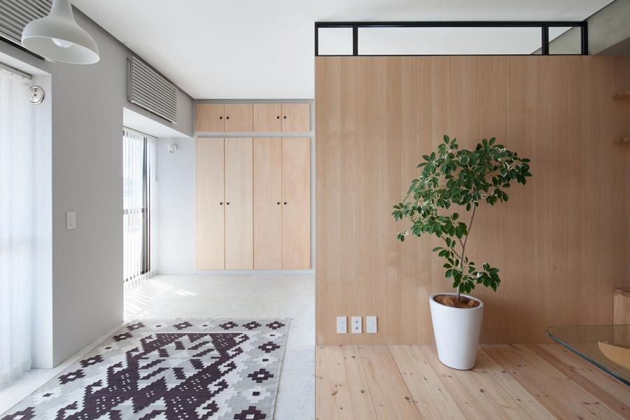 madera estilo japonés